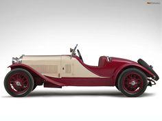 Fiat 514MM Roadster 1930