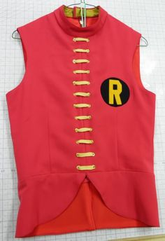 'Robin's costume from 'Batman TV Series' (1966–1968)
