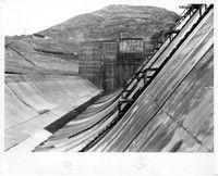 """Grand Coulee Dam Construction"" by Bureau of Reclamation"