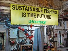Sustainable fishing is no longer simply an option to consider--it is a necessity. Read more on Creeklife!