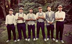 Vintage-Inspired Looks for Grooms