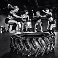 Love jumping on tires that weigh over 600 lbs  #crossfitgirls #alienginphotography - http://girlsworkhard.com/love-jumping-on-tires-that-weigh-over-600-lbs-crossfitgirls-alienginphotography/