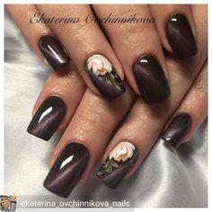 Мастер @Regrann from @ekaterina_ovchinnikova_nails - #Regrann #маникюр #ногти #ногтидизайн #дизайнногтей #коррекцияногтей #наращиваниеногтей #гельлак