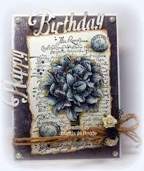 Noor! Design Clear Stamps 6410/0046 Boeket door Jolanda de Ronde