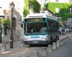 Montmartrobus in Paris