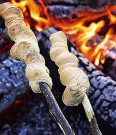 Hobo Breadsticks - Fun and Easy Camping Recipes Ideas for Kids