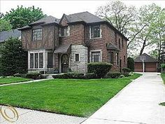 Sherwood Forest, Detroit $120k