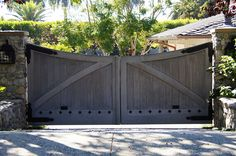 Montecito Gate 56 by wcraig, via Flickr