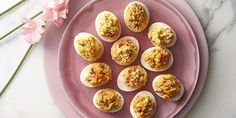 Pimiento-Cheese Deviled Eggsgoodhousemag