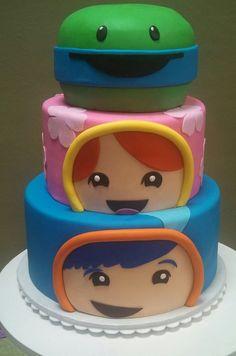 Umi Zoomi cake