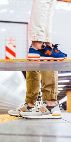 Race you to J.Crew for their latest New Balance collaboration #JCrewXNB