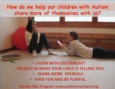 Vencer Autismo: Como podemos ajudar as nossas crianças com autismo...