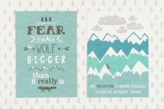 Muumuru postcards: The Wolf & Himalaya Wolf, Illustration, Helsinki, Postcards, Design, Products, Wolves, Illustrations