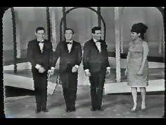 Los Tres Con Ella y Sonia Buengesto 1967 Variedades Kleenex