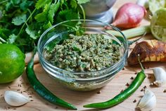 DIY Green Thai Curry paste