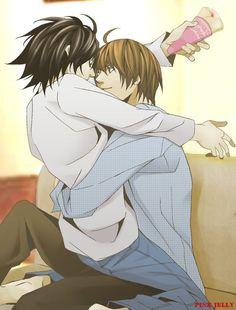 Por qué? Por qué en todos los animes debe haber yaoi? ;_;