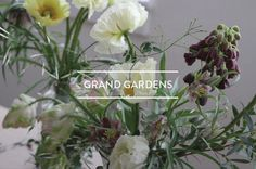 Table of Contents: Issue Number 9 • Grand Gardens