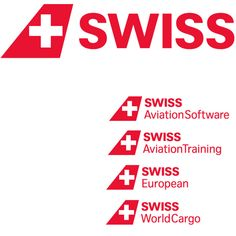 Swiss Air 'Our sign is a promise' - redesign by Winkreative, Nose and Publicis for Swiss International Air Lines. Corporate Identity, Visual Identity, Brand Identity, Branding, Swiss Air, Brand Architecture, Brand Icon, Swiss Design, Air Lines