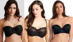 Catwalk to Curvy: Finding a strapless bra that fits :: Cosmopolitan UK