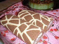 Cake Roll: Girafa