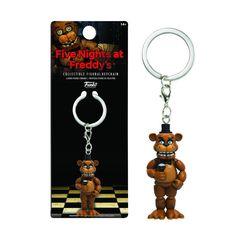 Funko Five Nights At Freddy's Freddy Figure Keychain - Radar Toys