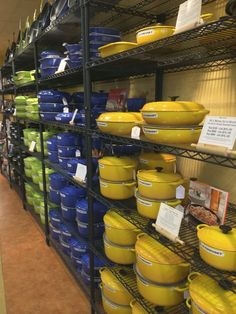 Road Trip: Le Creuset Outlet Store – Dad Cooks Dinner
