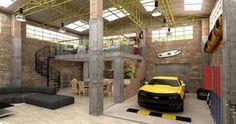 22 Luxurious Garages Perfect for a Supercar   Blaze Press