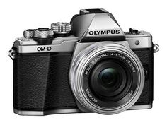 Olympus OM-D E-M10 Mark II Mirrorless Camera Featuring 5-Axis IS, 3-Inch Touchscreen and More