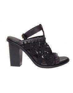 back Shoes For Less, Designer Shoes, Black Shoes, Footwear, Sandals, Fashion, Black Loafers, Moda, Shoes Sandals