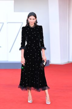 Versace Sandals, Versace Gown, Cate Blanchett, Giorgio Armani, Cannes, Venice Film Festival, Velvet Gown, Embellished Gown, Red Carpet Looks
