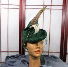 Image result for 1930s hat, netting dangles