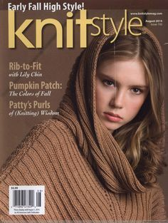 Knit Style №192 2014 - 紫苏 - 紫苏的博客