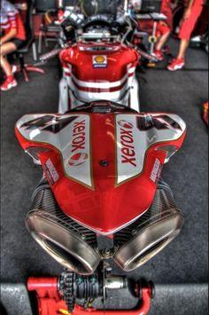 Ducati 1098 SBK. Noriyuki Haga #41.