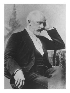 Russian Composer Peter Ilyich Tchaikovsky, 1840-1893 Photographic Print at AllPosters.com