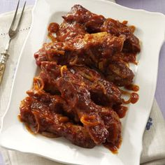 Home-Style Ribs Recipe