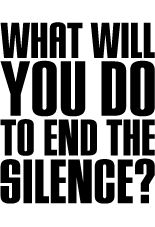 Day of Silence - April 19th 2013. The National Day of Silence is a day of action in which students across the country vow to take a form of silence to call attention to the silencing effect of anti-LGBT bullying and harassment in schools.