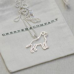 (10) Fab.com | Lab Necklace Sterling, Chester & Company (sold out, waaah)