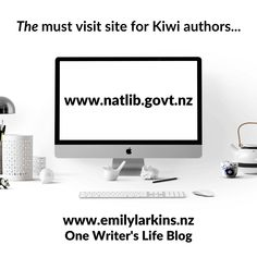 New Zealand authors and Legal Deposit - emilylarkins.nzKiwi writers and publishers have a legaslative obligation to make Legal Deposits of their works to the National Library of New Zealand. Find out how and why here!#newzealandauthor #newzealandwriter #newzealandpublisher #kiwiauthor #kiwiwriter #kiwipublisher #legaldepositnz #isbnnewzealand #nationallibrarynewzealand #oneauthorslifeblog #oneauthorslife Authors, Writers, How To Start A Blog, How To Find Out, Library Website, Build A Blog, Build Your Brand, Self Publishing, Blogging For Beginners