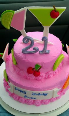 Since I cannot be there to give you one and I'm not a good cake baker this is for you!!!!