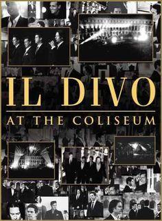 il divo at the coliseum dvd - Hledat Googlem