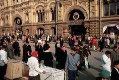Советские магазины — CCCP фото
