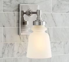 Benchwright Single Sconce | Pottery Barn
