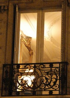 Parisian flat