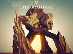 Dribbble - Titans on Neonmob by Justin Mezzell