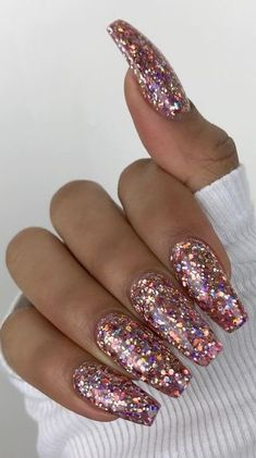 Sparkle Nails