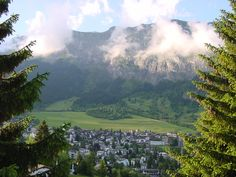 Swiss Alps | The Swiss Alps are the central portion of the Alps mountain range that ...