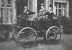 The History of the Electric Car | Department of Energy