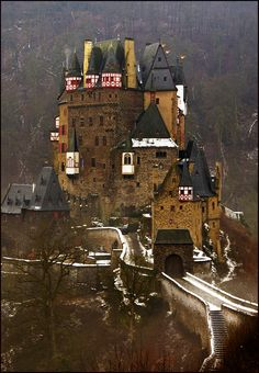 Burg Letz - Germany Photo by Wolfgang Staudt on Flickr