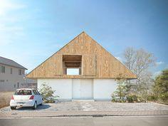 大きな屋根の家|三重・注文住宅・on2 Architects 建築設計事務所