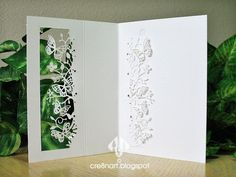 Image result for cards made with Kensington Border